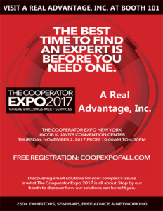 2017 coop expo a real advantage