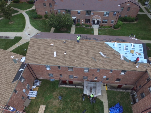 roofing mid job 9